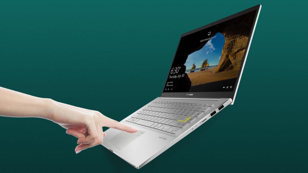 ASUS VivoBook S14 S433 - Windows 10 Hello