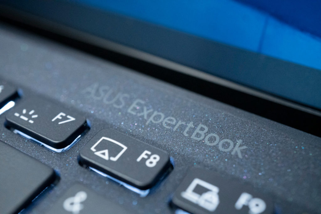 ASUS ExpertBook B9 B9450 - Shortcut pada Keyboard