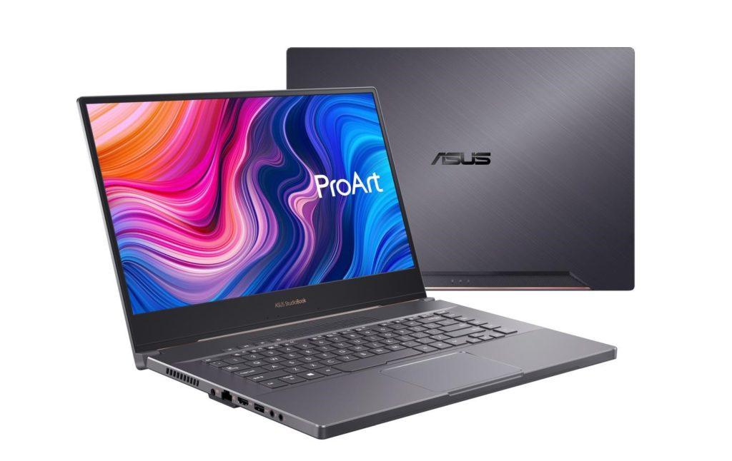 ProArt StudioBook 15 dan Pro 15 - Laptop Ultra Portabel untuk Para Profesional