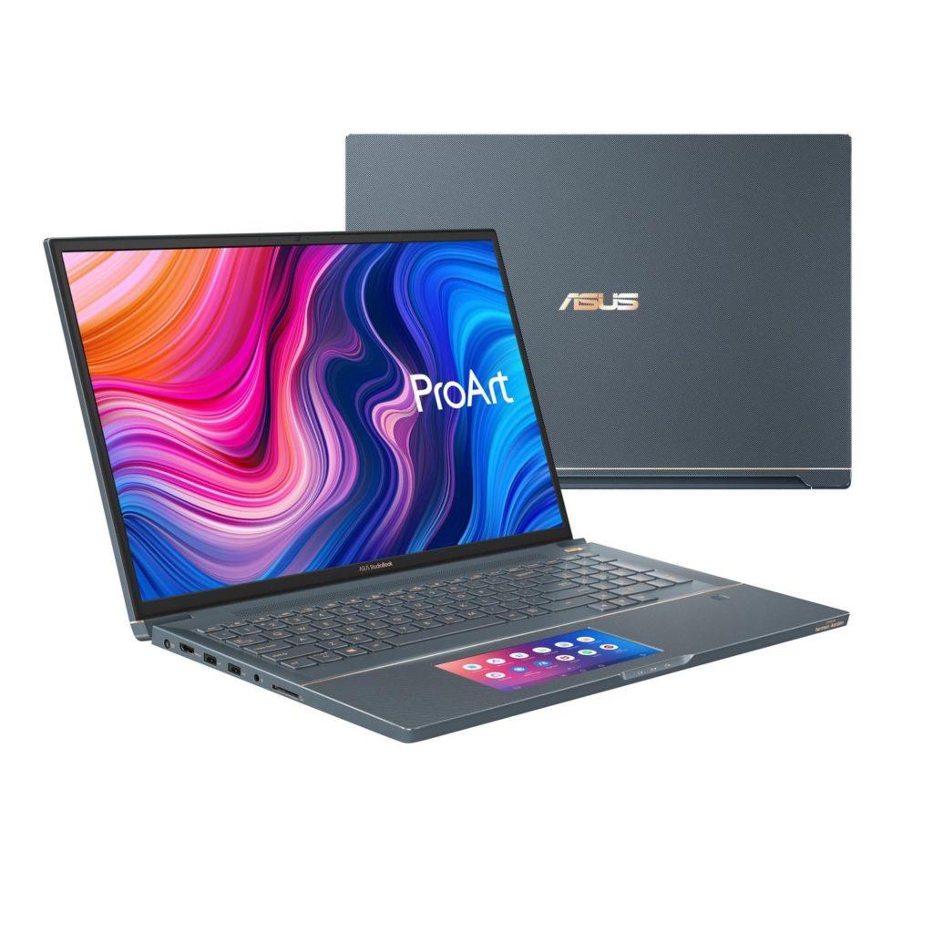 ProArt StudioBook Pro X - Laptop 17 inci untuk Para Profesional di Segala Industri