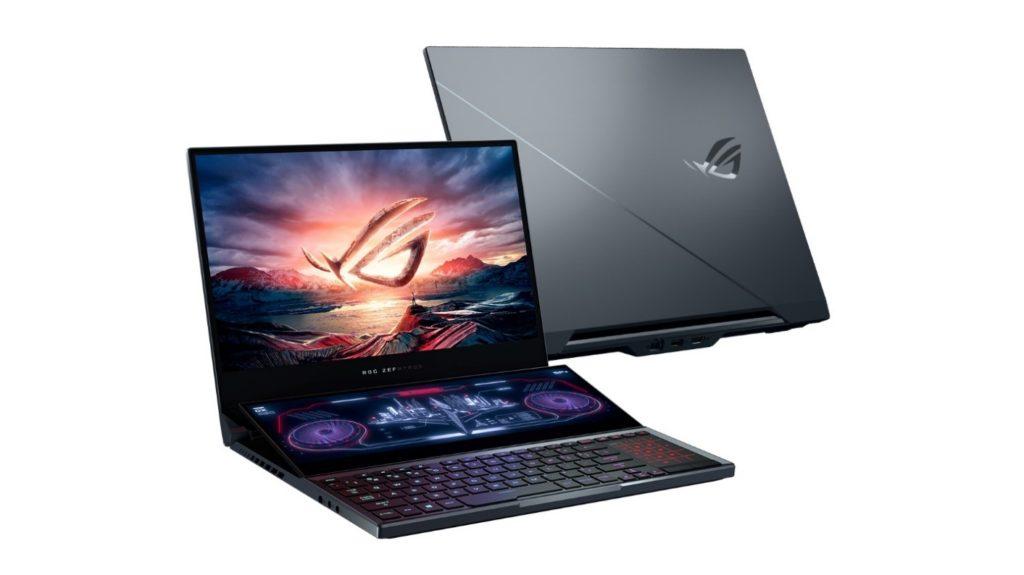 ROG Zephyrus Duo 15 - Laptop Gaming Paling Canggih dengan Layar Ganda