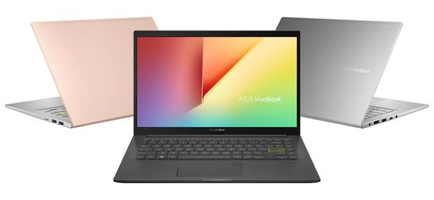 ASUS VivoBook Ultra 14 (K413) - Laptop yang Memiliki Performa Terbaik di Kelasnya