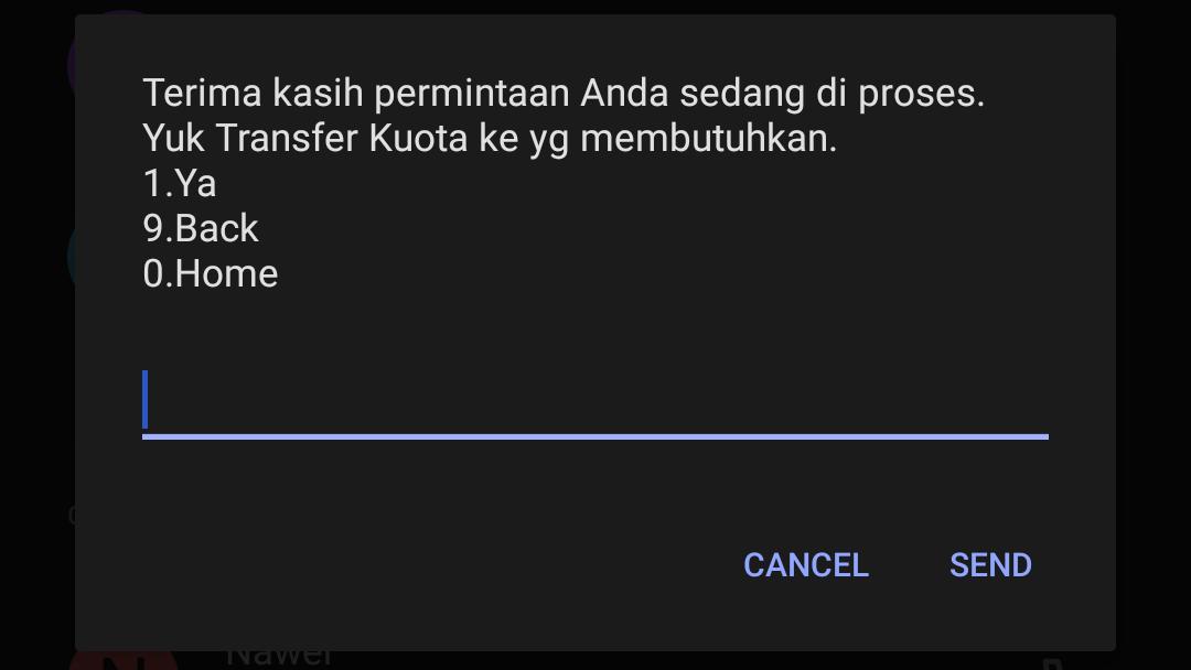 Berhasil Transfer Pulsa Telkomsel 100% Work