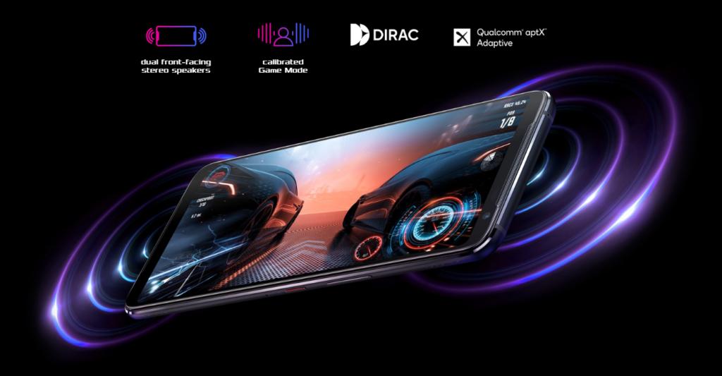 Kualitas Audio ROG Phone 3