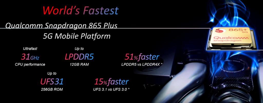 Performa Prosesor Snapdragon 865 Plus ROG Phone 3