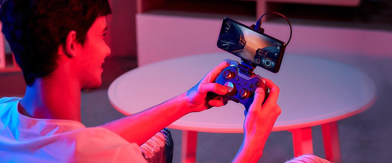 ROG Phone 3 - ROG Clip