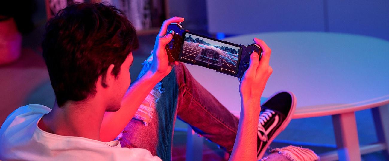 ROG Phone 3 - ROG Kunai 3 Gamepad