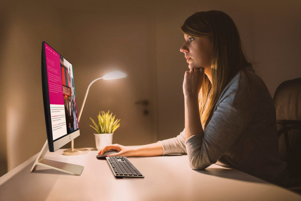 Vivo AiO V222 - All in One PC Terbaik untuk Teman Belajar di Rumah