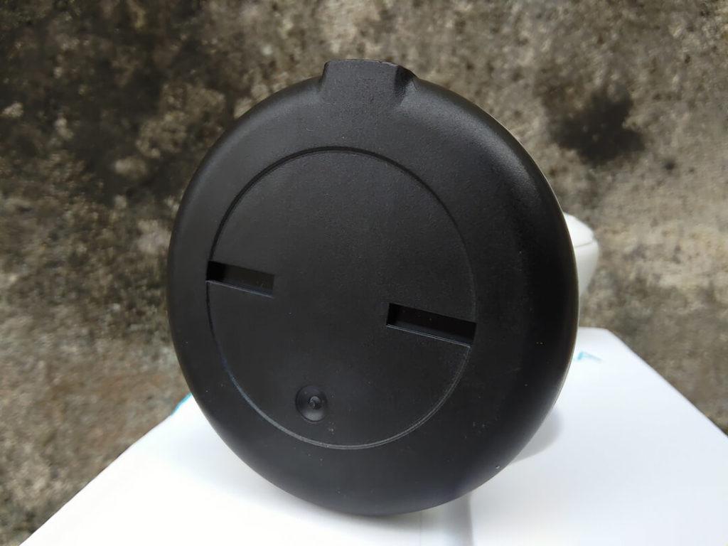 Bardi Smart Indoor Static IP Camera Tampak Bagian Bawah
