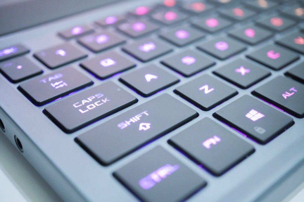 Design Keyboard ROG Zephyrus Duo 15 (GX550)