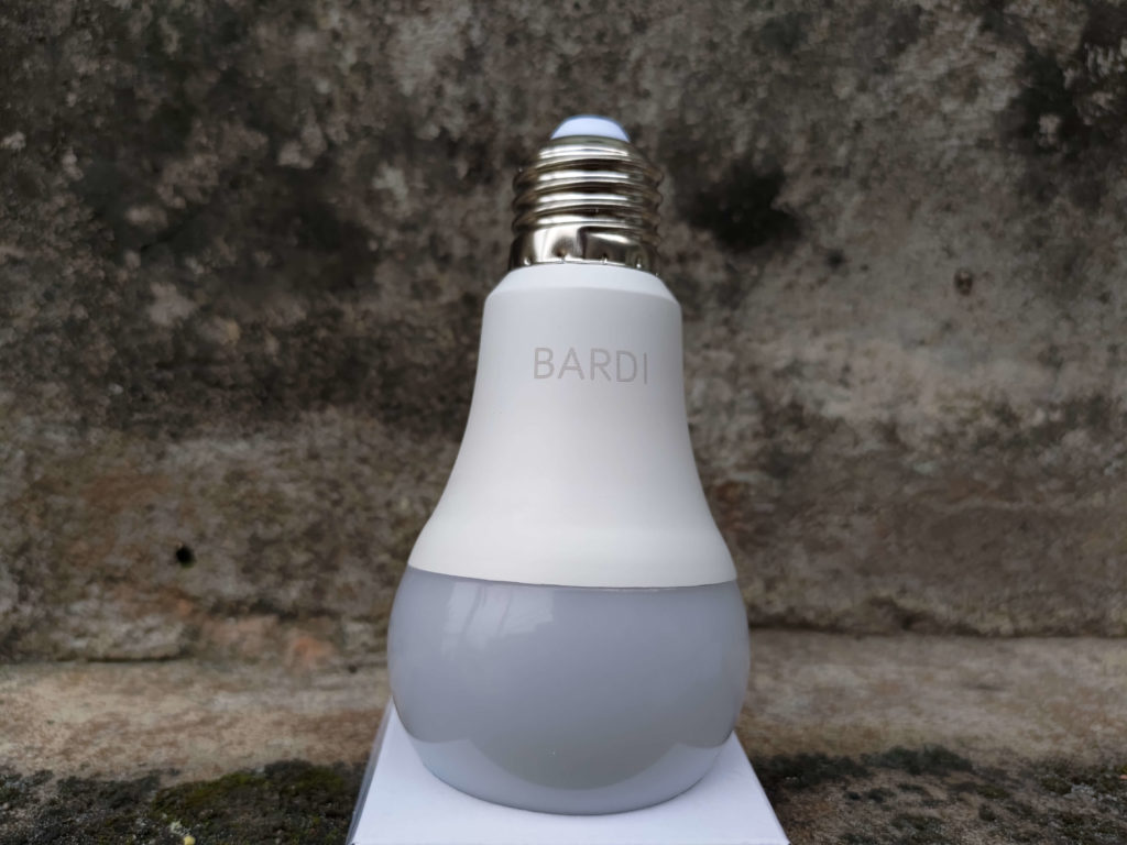 Lampu Pintar Bardi Smart Light Bulb 9W - RGBWW