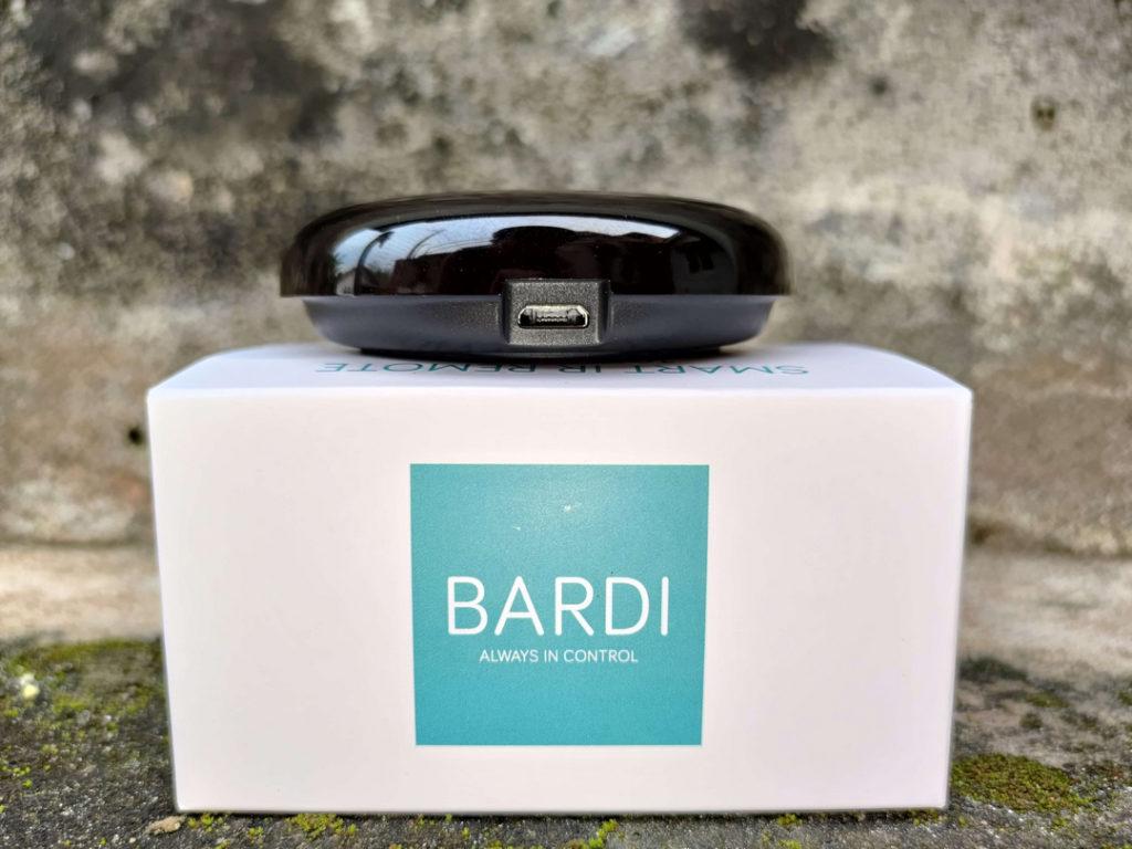 Port Mini USB Bardi Smart IR Remote 10M - BLK
