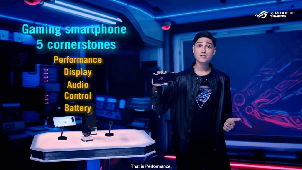 5 Poin Utama Peningkatan pada ROG Phone 5 Dibanding Seri Sebelumnya