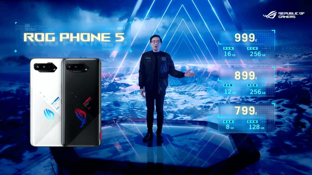 Harga Resmi ROG Phone 5 Pro