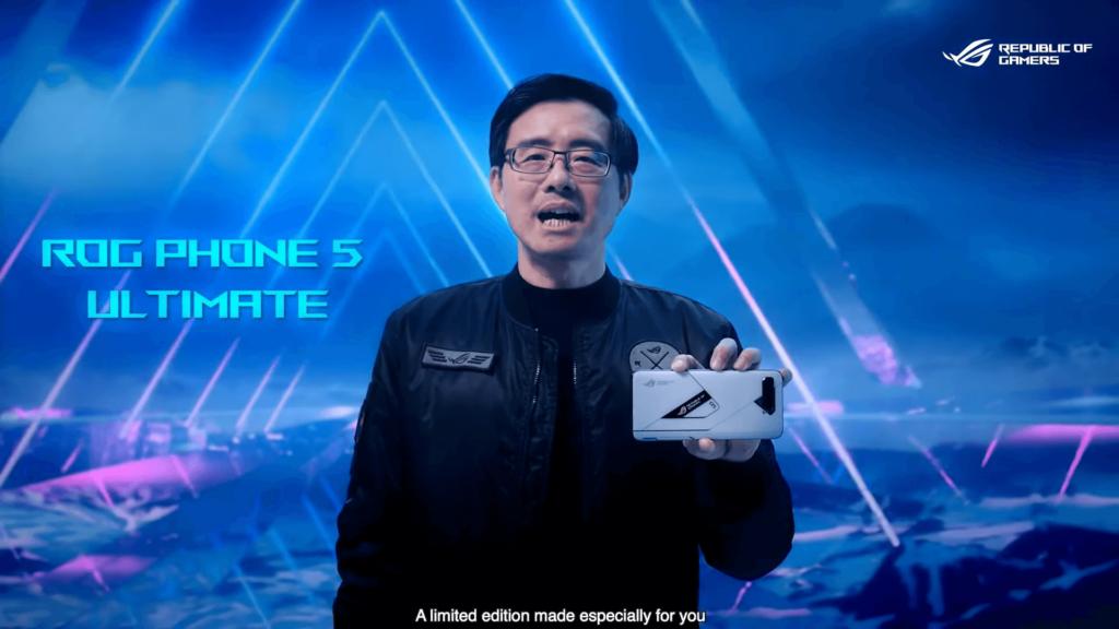 ASUS ROG Phone 5 Series Telah Resmi Rilis